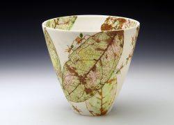 Green Ants, porcelain