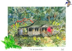 The-Old-Queenslander-Print-on-paper-20-x-25cm