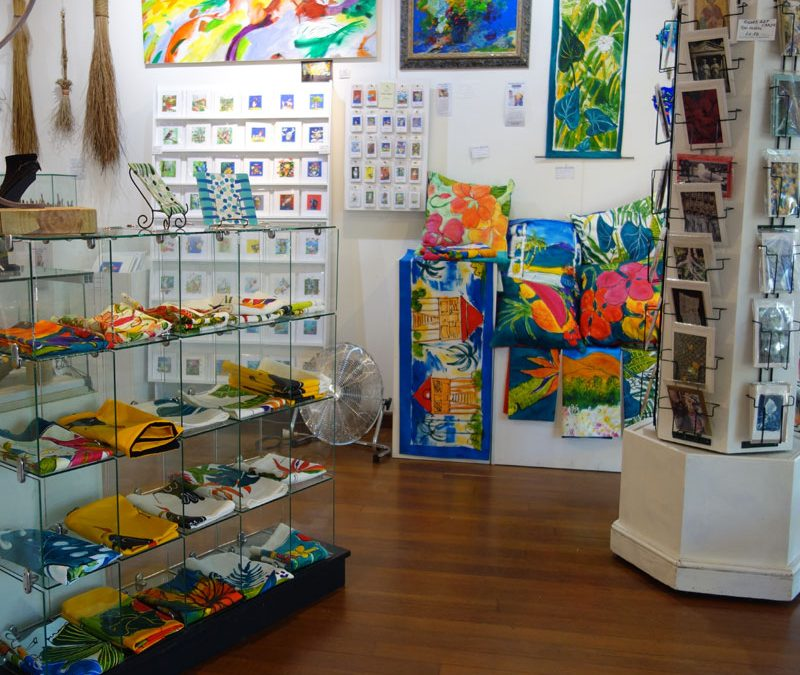 Welcome to the Kuranda Arts Coop new website