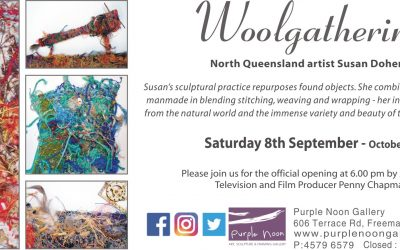 Kuranda Arts Coop Member Susan Doherty Is Exhibiting In The Purple Noon Gallery